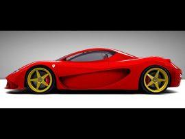 Papel de parede Ferrari – Máquina
