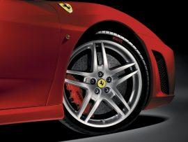 Papel de parede Ferrari – Roda
