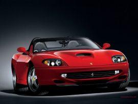 Papel de parede Ferrari – Super Carro