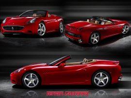 Papel de parede Ferrari California