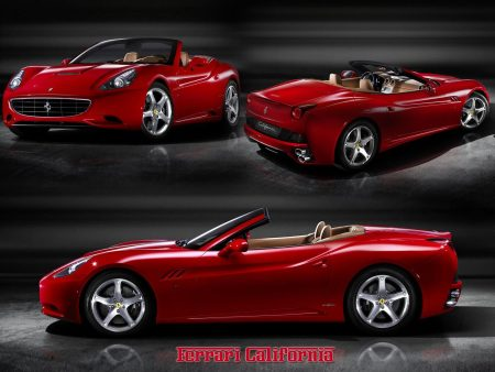 Papel de parede Ferrari California para download gratuito. Use no computador pc, mac, macbook, celular, smartphone, iPhone, onde quiser!