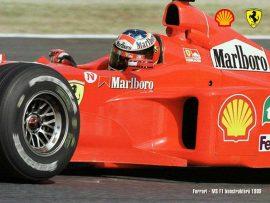Papel de parede Ferrari F1