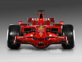 Papel de parede Ferrari F2008