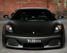 Papel de parede Ferrari F430 Frente #2