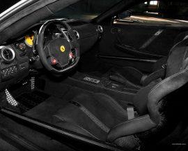 Papel de parede Ferrari F430 Interior