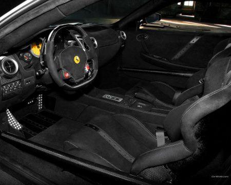 Papel de parede Ferrari F430 Interior para download gratuito. Use no computador pc, mac, macbook, celular, smartphone, iPhone, onde quiser!