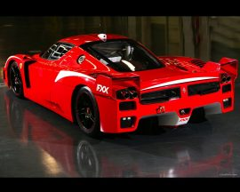 Papel de parede Ferrari FFX Evolution Costas