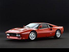 Papel de parede Ferrari GTO Edição Especial 1984