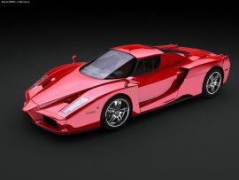 Papel de parede Ferrari