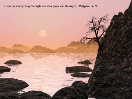 Papel de parede Filipenses 4:13 para download gratuito. Use no computador pc, mac, macbook, celular, smartphone, iPhone, onde quiser!
