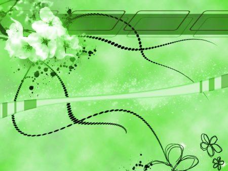 Papel de parede Flor Verde para download gratuito. Use no computador pc, mac, macbook, celular, smartphone, iPhone, onde quiser!
