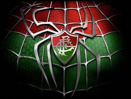Papel de parede Fluminense – Aranha