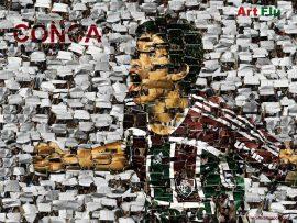 Papel de parede Fluminense – Conca
