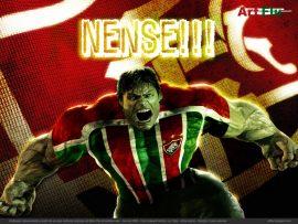 Papel de parede Fluminense – Hulk