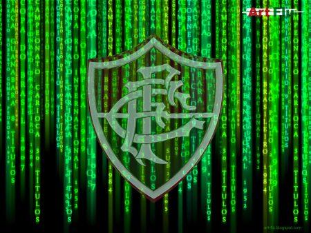 Papel de parede Fluminense – Matrix para download gratuito. Use no computador pc, mac, macbook, celular, smartphone, iPhone, onde quiser!