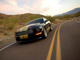 Papel de parede Ford Shelby GT #2