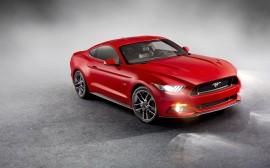Papel de parede Ford Mustang 2015
