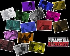 Papel de parede Fotos – Full Metal Alchemist Brotherhood
