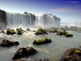 Papel de parede Foz do Iguaçu