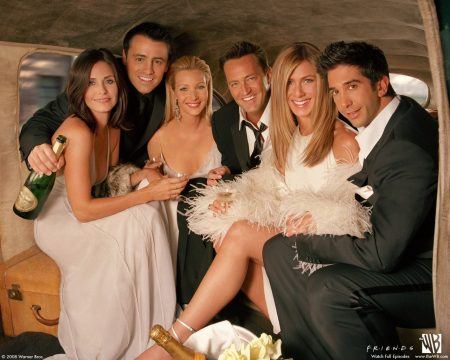 Papel de parede Friends – Celebrando para download gratuito. Use no computador pc, mac, macbook, celular, smartphone, iPhone, onde quiser!