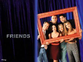 Papel de parede Friends – Seriado