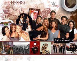 Papel de parede Friends – Série de TV