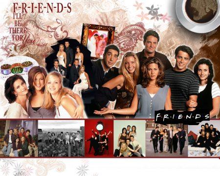 Papel de parede Friends – Série de TV para download gratuito. Use no computador pc, mac, macbook, celular, smartphone, iPhone, onde quiser!