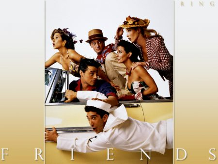 Papel de parede Friends – Vintage para download gratuito. Use no computador pc, mac, macbook, celular, smartphone, iPhone, onde quiser!