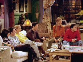 Papel de parede Friends #10