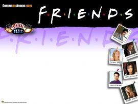 Papel de parede friends #4