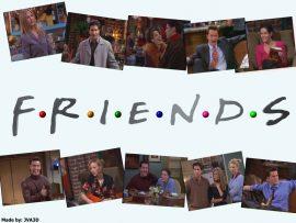 Papel de parede Friends #6