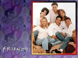 Papel de parede Friends #8