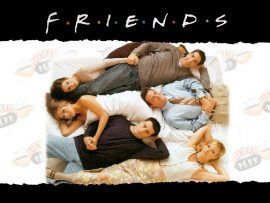 Papel de parede Friends #9