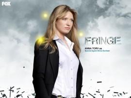 Papel de parede Fringe: Olivia Dunham