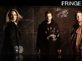 Papel de parede Fringe: Peter, Walter e Olivia
