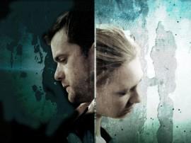 Papel de parede Fringe: Olivia e Peter