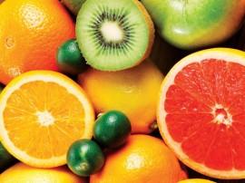 Papel de parede Frutas