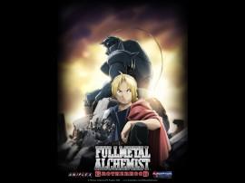 Papel de parede Fullmetal Alchemist Brotherhood – Al e Ed em Detalhe