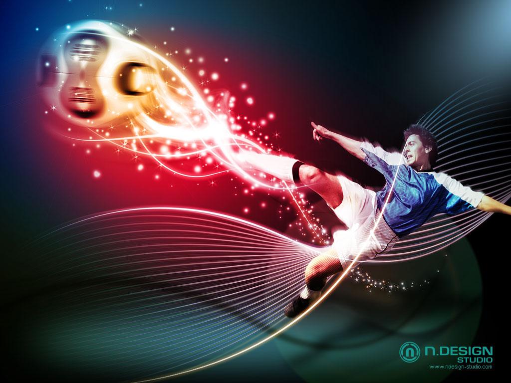 2ae6d52acc Papel de Parede Futebol Arte Wallpaper para Download no Celular ou ...