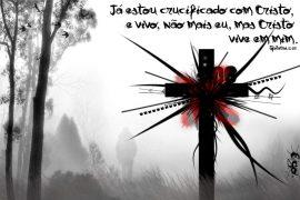 Papel de parede Gálatas 2:20