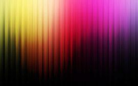 Papel de parede Gama de cores
