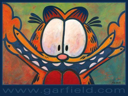 Papel de parede Garfield – careta! para download gratuito. Use no computador pc, mac, macbook, celular, smartphone, iPhone, onde quiser!