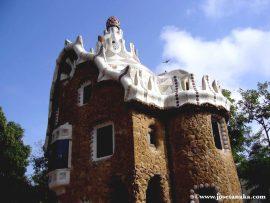 Papel de parede Gaudi