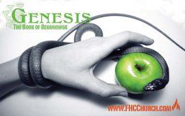 Papel de parede Gênesis – o livro do começo