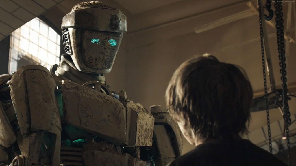 Papel de parede Robô: Gigantes de Aço para download gratuito. Use no computador pc, mac, macbook, celular, smartphone, iPhone, onde quiser!