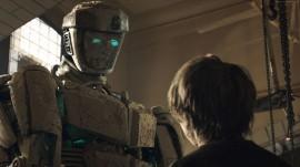 Papel de parede Robô: Gigantes de Aço