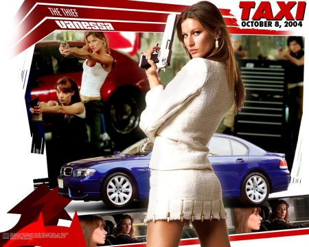 Papel de parede Gisele Bündchen – Taxi para download gratuito. Use no computador pc, mac, macbook, celular, smartphone, iPhone, onde quiser!