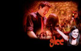 Papel de parede Glee – Amor