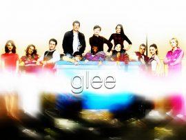 Papel de parede Glee – Música