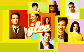Papel de parede Glee – Musical